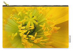 Carry-all Pouch featuring the photograph Glory Of Nature by Deb Halloran