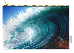 Glory Waves Carry-all Pouch