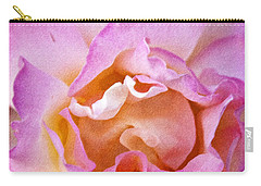 Carry-all Pouch featuring the photograph Glow From Within by David Millenheft