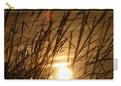 Glow Through The Grass Carry-all Pouch
