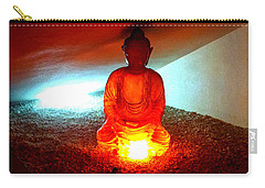 Glowing Buddha Carry-all Pouch
