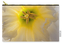 Glowing Daffodil Carry-all Pouch