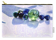 Glowing Marbles Carry-all Pouch