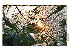 Glowing Pampas Carry-all Pouch
