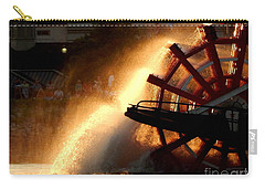 New Orleans Steamboat Natchez On The Mississippi River Carry-all Pouch by Michael Hoard