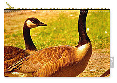 Go Geese Carry-all Pouch
