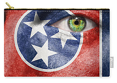 Go Tennessee Carry-all Pouch