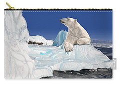 Go With The Floe Carry-all Pouch