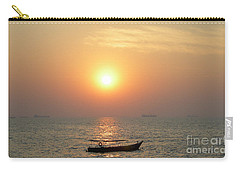 Goa Sunset Carry-all Pouch