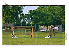 Goat Playground Carry-all Pouch
