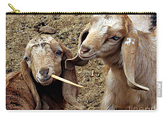 Goats #2 Carry-all Pouch
