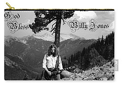God Bless Billy Jones Carry-all Pouch