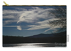 God Paints The Sky Carry-all Pouch