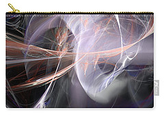 Carry-all Pouch featuring the digital art God Speed by Margie Chapman