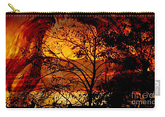 Goddess At Sunset Carry-all Pouch