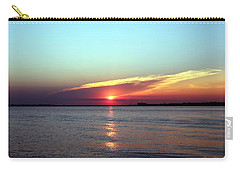 Carry-all Pouch featuring the photograph Gods Creation by Debra Forand