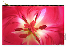 God's Floral Canvas 1 Carry-all Pouch