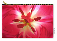 God's Floral Canvas 2 Carry-all Pouch