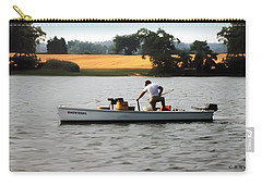Go'in Down The Line Carry-all Pouch by Brian Wallace
