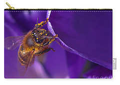 Gold Dust Carry-all Pouch by Sharon Talson