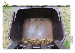 Gold Mining Steam Shovel Bucket Close-up Carry-all Pouch