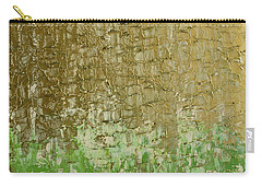 Gold Sky Green Grass Carry-all Pouch