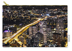 Golden Artery - Mcdxxviii By Amyn Nasser Carry-all Pouch