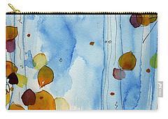 Golden Aspens Carry-all Pouch