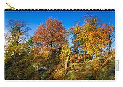 Golden Autumn On Neurathen Castle Carry-all Pouch