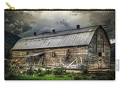 Golden Barn Carry-all Pouch by Wayne Sherriff