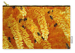 Golden  Buzz Carry-all Pouch
