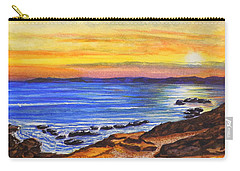 Golden Cove Carry-all Pouch