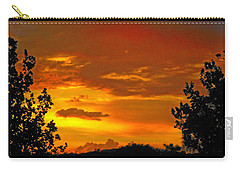 Golden Dawn Carry-all Pouch by Mark Blauhoefer