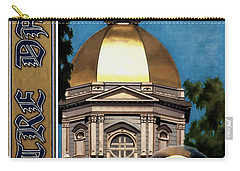 Golden Dome Carry-all Pouch