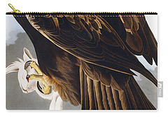 Golden Eagle Carry-all Pouch by John James Audubon