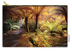 Golden Forest Carry-all Pouch by Ray Warren