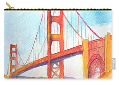 Golden Gate Bridge 3 Carry-all Pouch