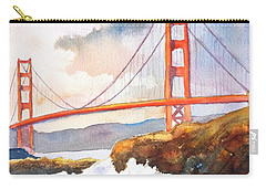 Golden Gate Bridge 4 Carry-all Pouch