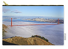Golden Gate Carry-all Pouch by Dave Files