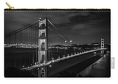 Golden Gate Evening- Mono Carry-all Pouch