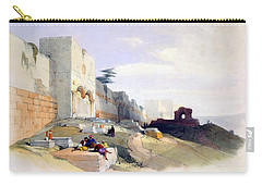 Golden Gate Of The Temple Carry-all Pouch