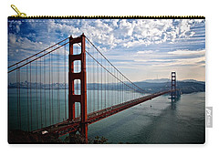 Golden Gate Open Carry-all Pouch