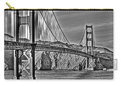 Golden Gate Over The Bay 2 Carry-all Pouch