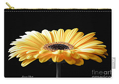 Golden Gerbera Daisy No 2 Carry-all Pouch