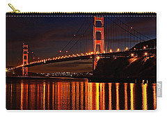 Golden Glory Carry-all Pouch by Dave Files