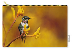 Golden Glow Carry-all Pouch by Blair Wainman