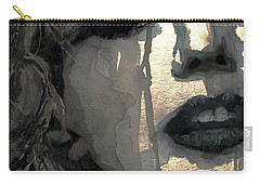 Golden Goddess Carry-all Pouch by Paul Lovering