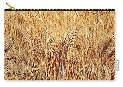 Golden Grains Carry-all Pouch