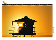 Golden Hour Carry-all Pouch by Tammy Espino