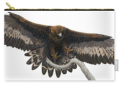 Golden Landing Carry-all Pouch by Pat Erickson